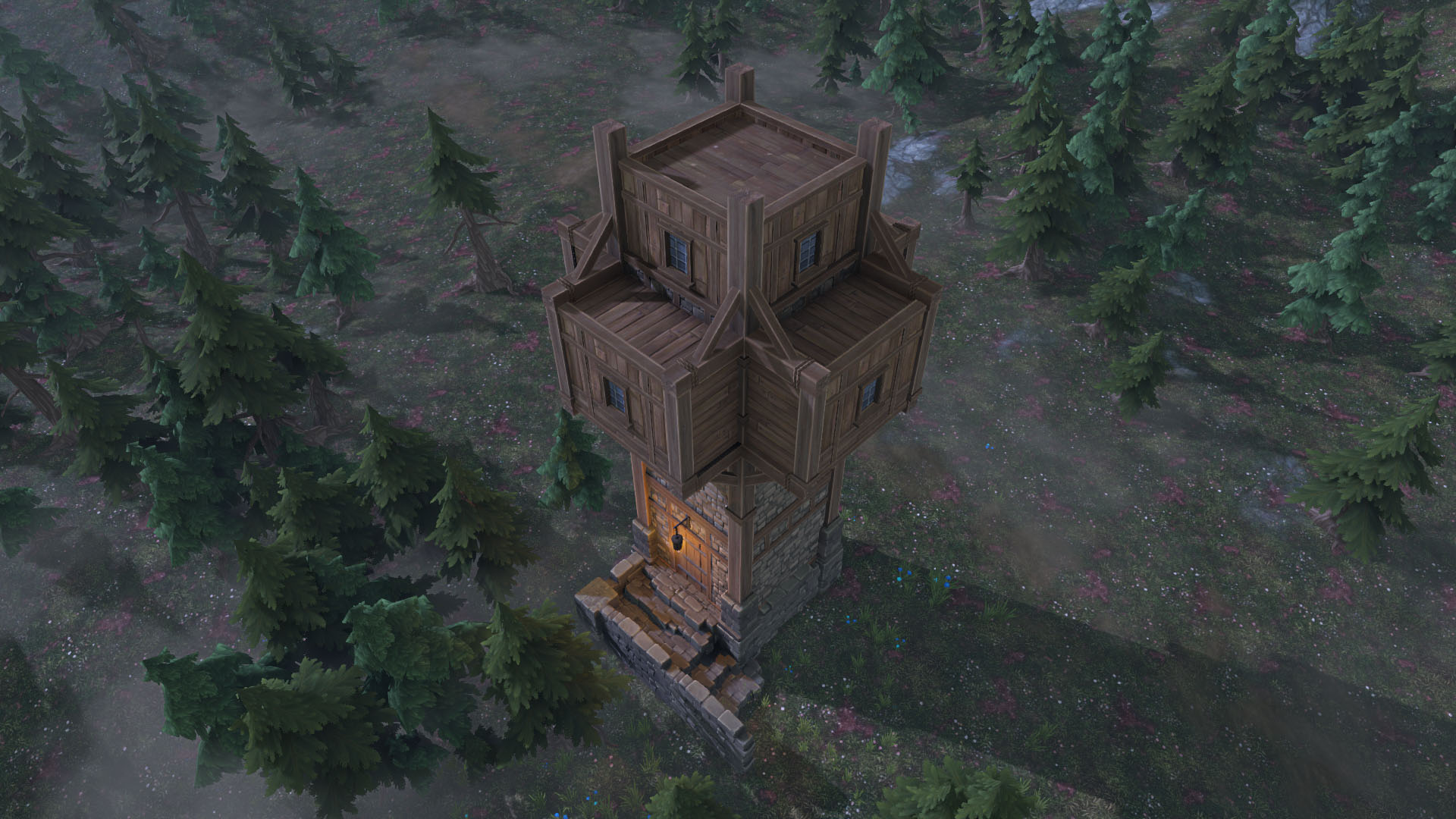Julien Tonsuso | Unity – Watch Tower
